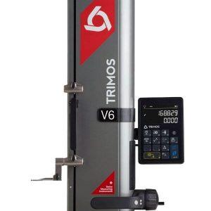 Trimos V6 højdemåler - et vertikal måleinstrument - set forfra