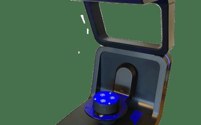 Ny blålys scanner