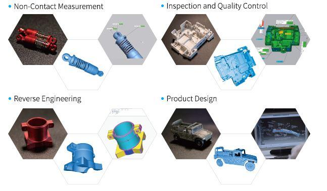 Autoscan-Inspec 3D scanner