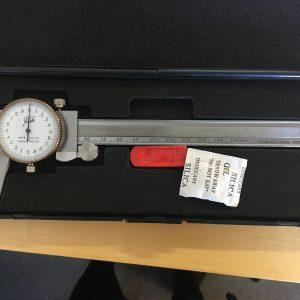 Dial caliper 0.02/0-150mm